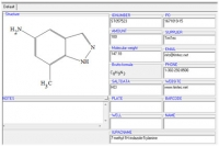 ChemDBsoft V3 is TimTec Software for Managing Chemical Databases